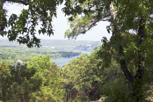 Lake Austin View from Mt. Lucas
